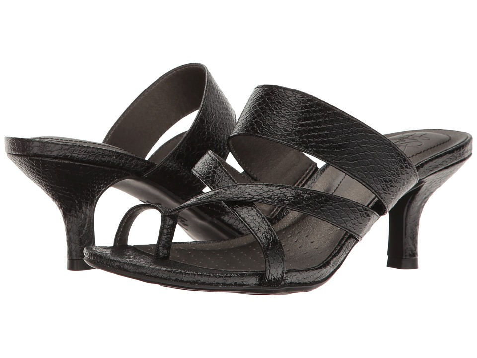 LifeStride - Frolic (Black) Women's Dress Sandals
