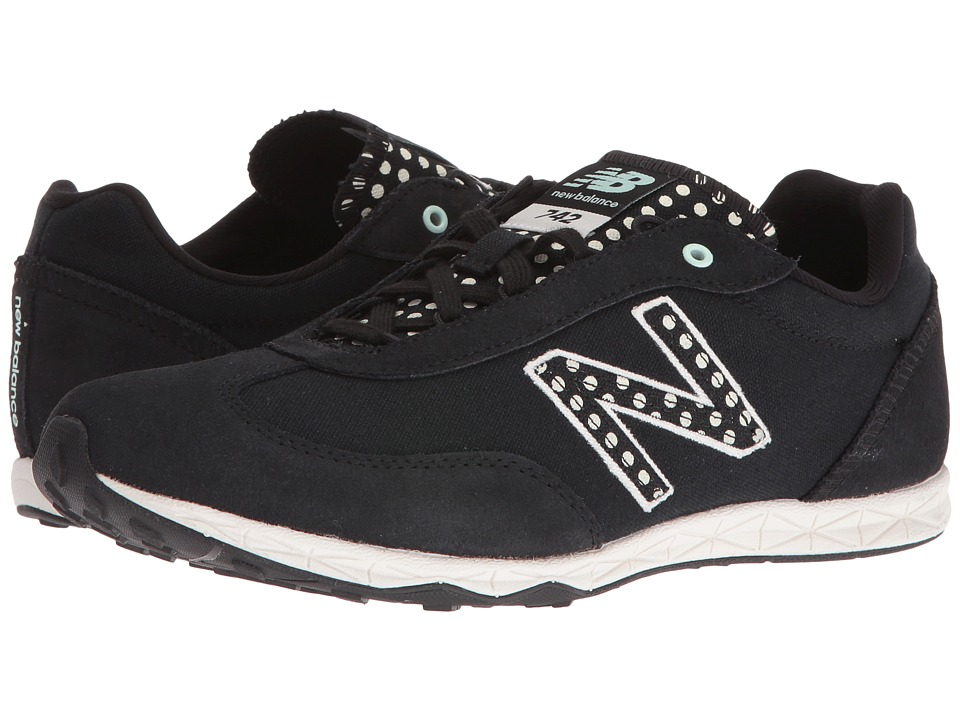 New Balance Q116 742 (Black/White) Women
