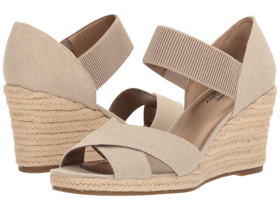 LifeStride - Strut (Natural) Women's Sandals
