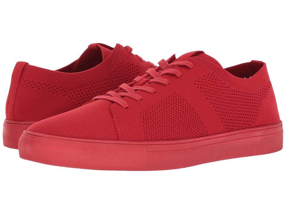 Steve Madden - Wexler (Red) Men's Lace up casual Shoes