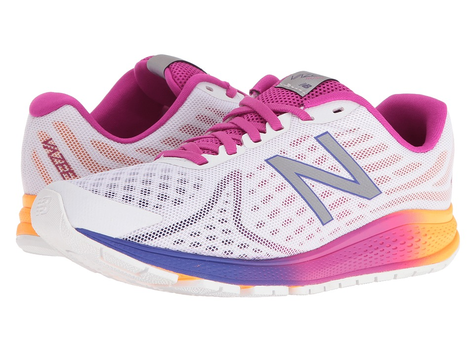 New Balance Team Elite (White/Purple) Women
