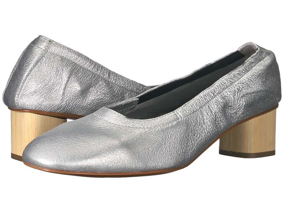 Robert Clergerie - Pixie (Silver Aluminum) Women's Shoes