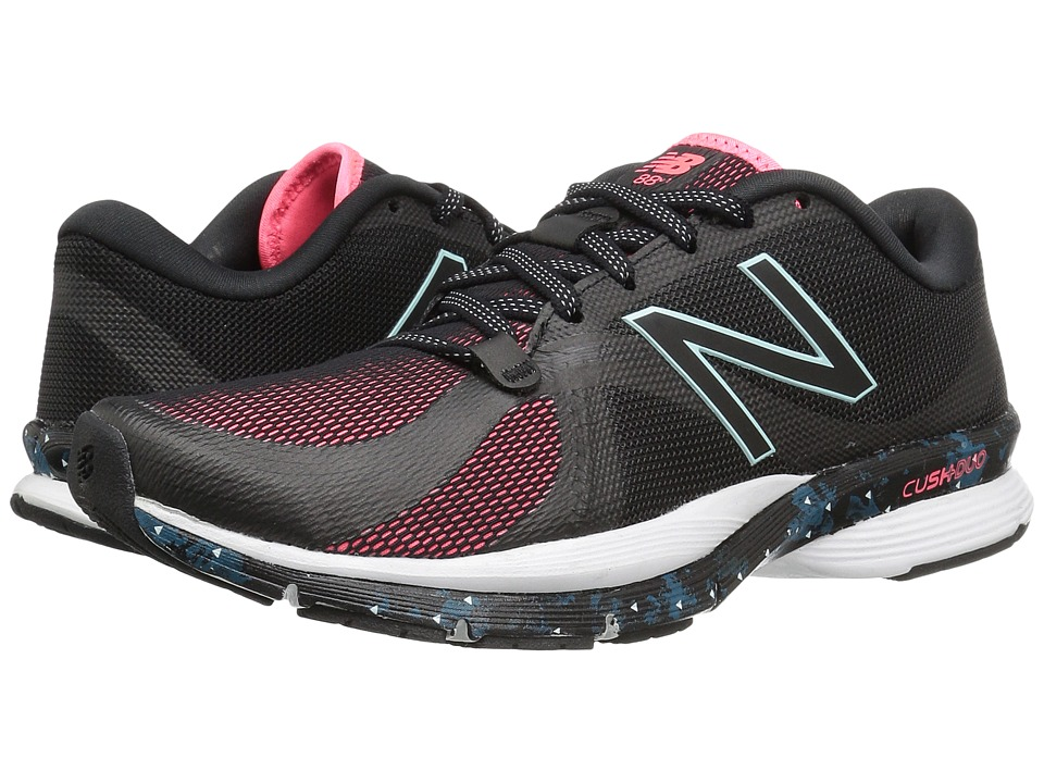 New Balance - Q316 88 SMU DTC (Black) Women's Shoes
