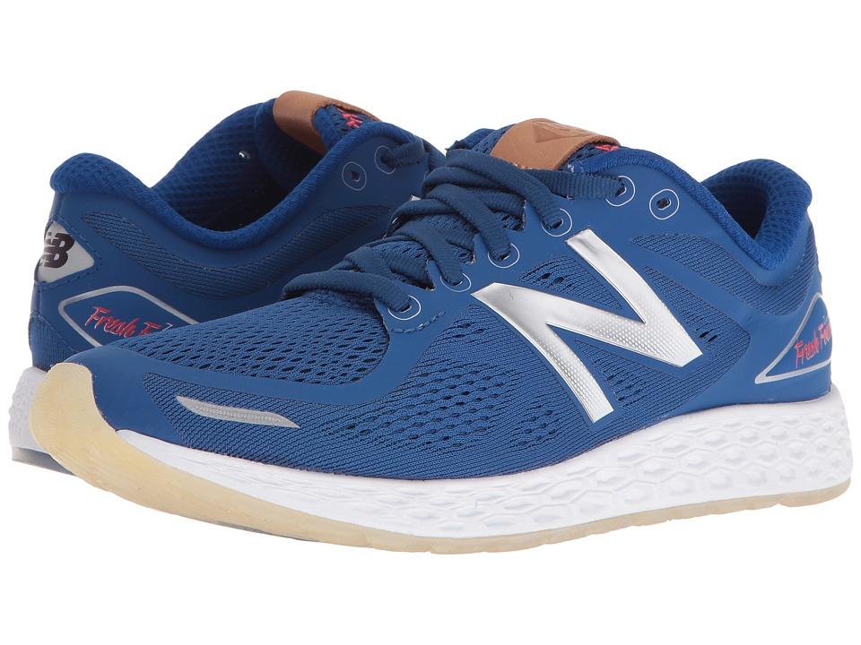 New Balance - Zante V2 La (Blue/White) Women's Shoes
