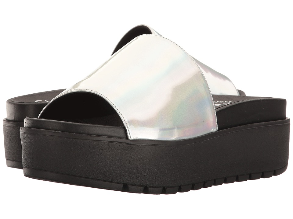 Shellys London Kora Slide (Hologram PU) Women