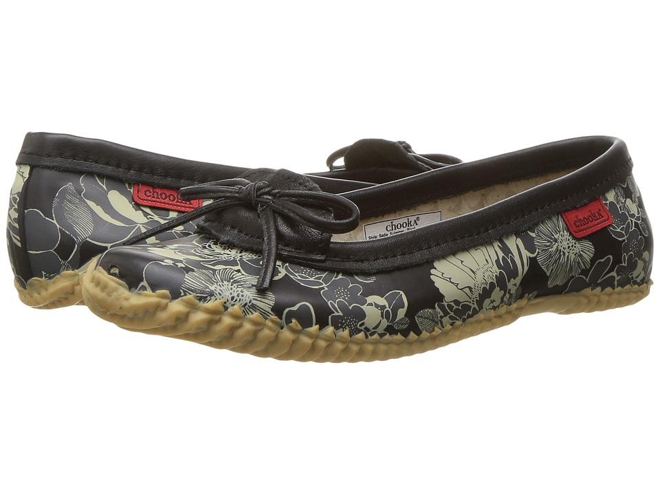 Chooka - Sadie Skimmer (Black Matte) Women's Shoes