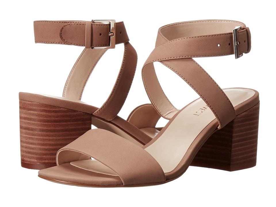 Nine West - Gondola (Natural Leather) Women's Shoes