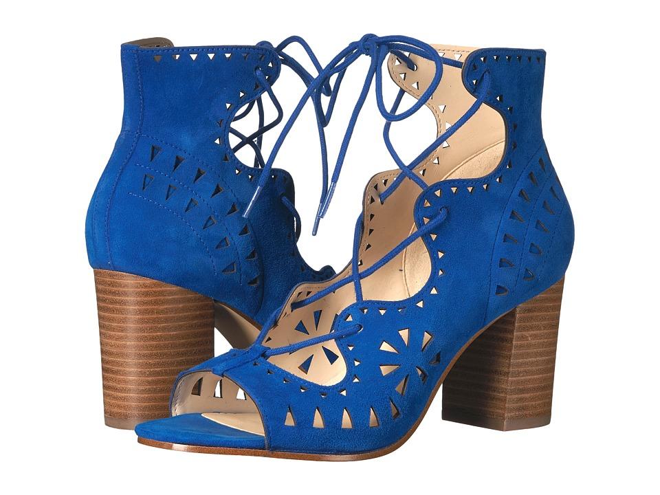 Nine West - Gweniah (Blue Suede) Women's Shoes