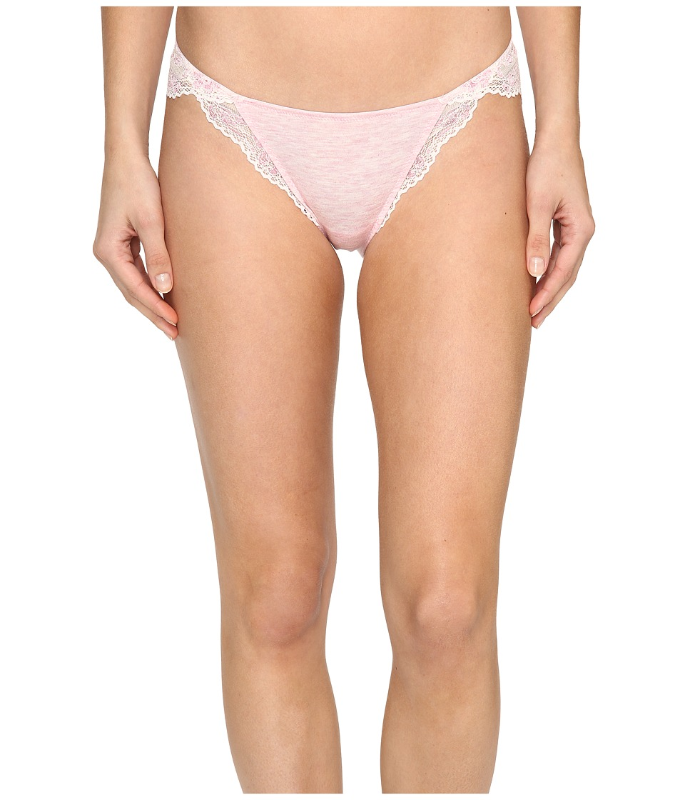 Le Mystere - Comfort Chic Bikini 4235 (Blush Heather) Women's Underwear