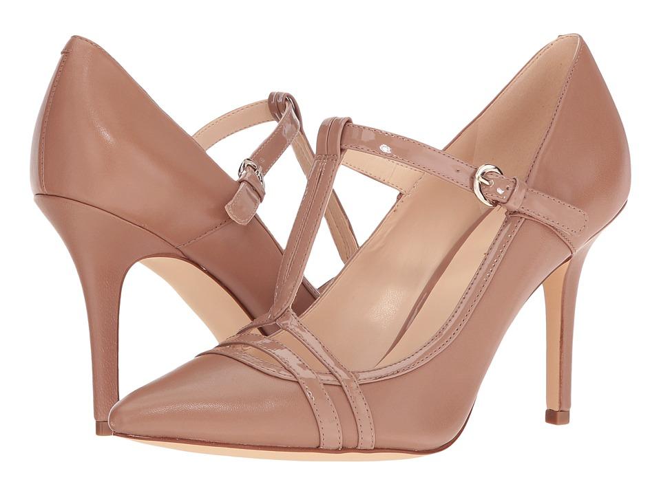 Nine West - Jantine (Natural Leather) High Heels
