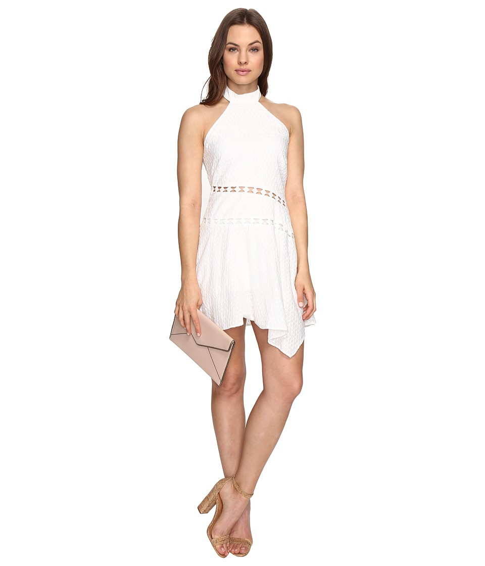 StyleStalker - Ava Mini Dress (Blanc) Women's Dress