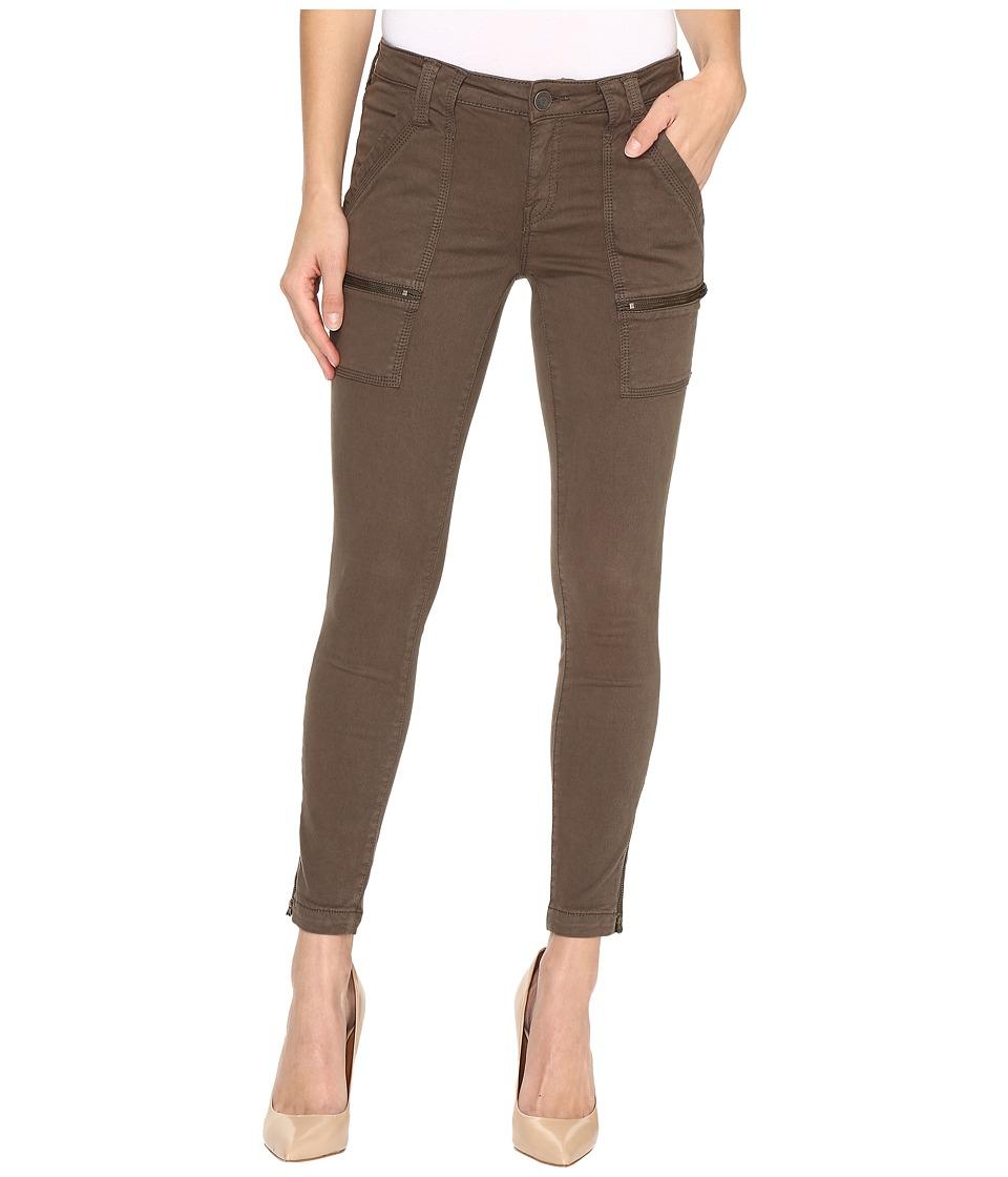 Joie - Park Skinny 7024-JJ1032 (Fatigue) Women's Jeans