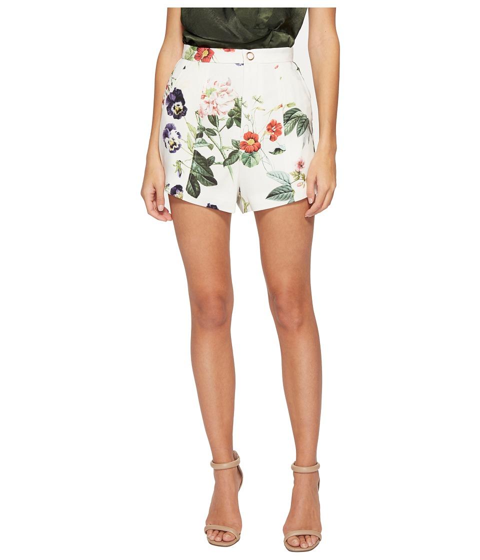 StyleStalker - Angeles Shorts (Floral Print) Women's Shorts