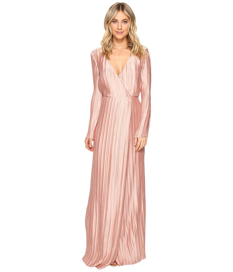 The Jetset Diaries Primavera Maxi Dress (Desert Coral) Women