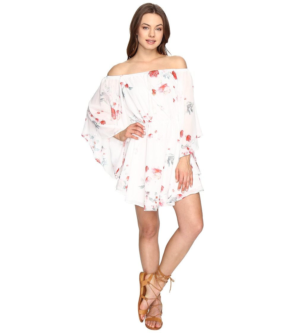 The Jetset Diaries - Isabella Mini Dress (Isabella Floral) Women's Dress