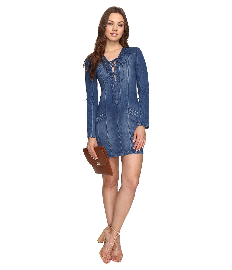 The Jetset Diaries - Tash Dress (Vintage Blue) Women's Dress