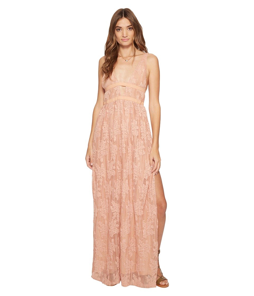 The Jetset Diaries - Gabrielle Maxi Dress (Copper) Women's Dress