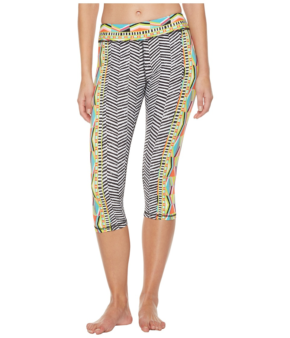 Trina Turk Geo Engineer Capris (Multi) Women