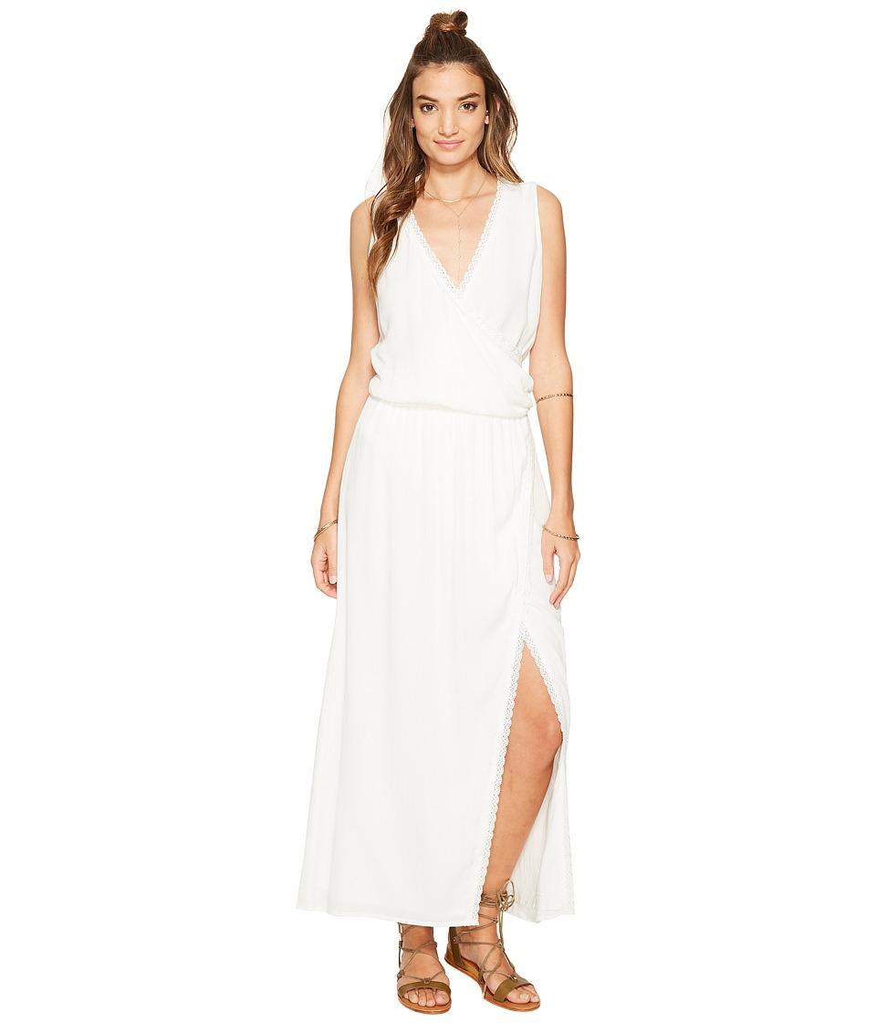 The Jetset Diaries Velles Maxi Dress (Ivory) Women