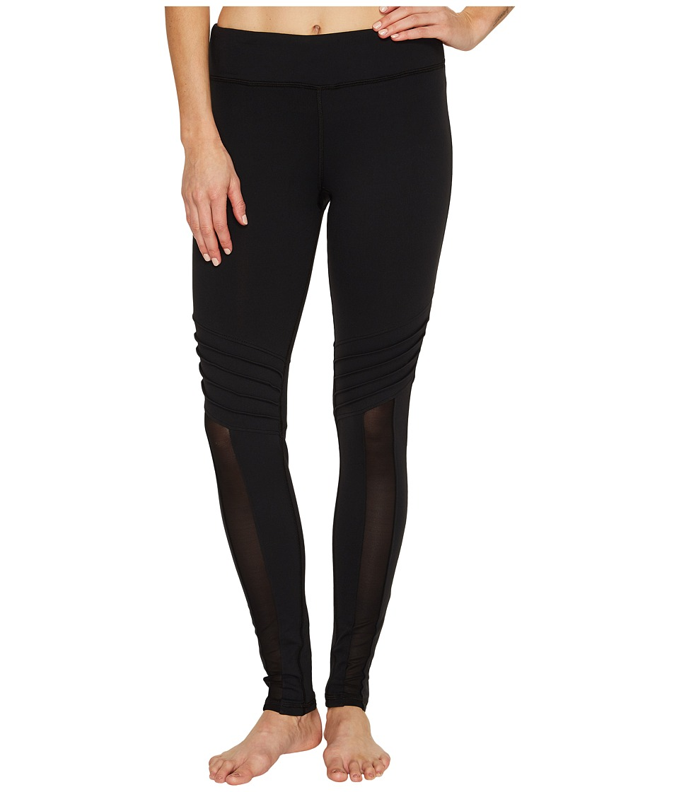 Trina Turk - Geo Knit Leggings (Black) Women's Casual Pants