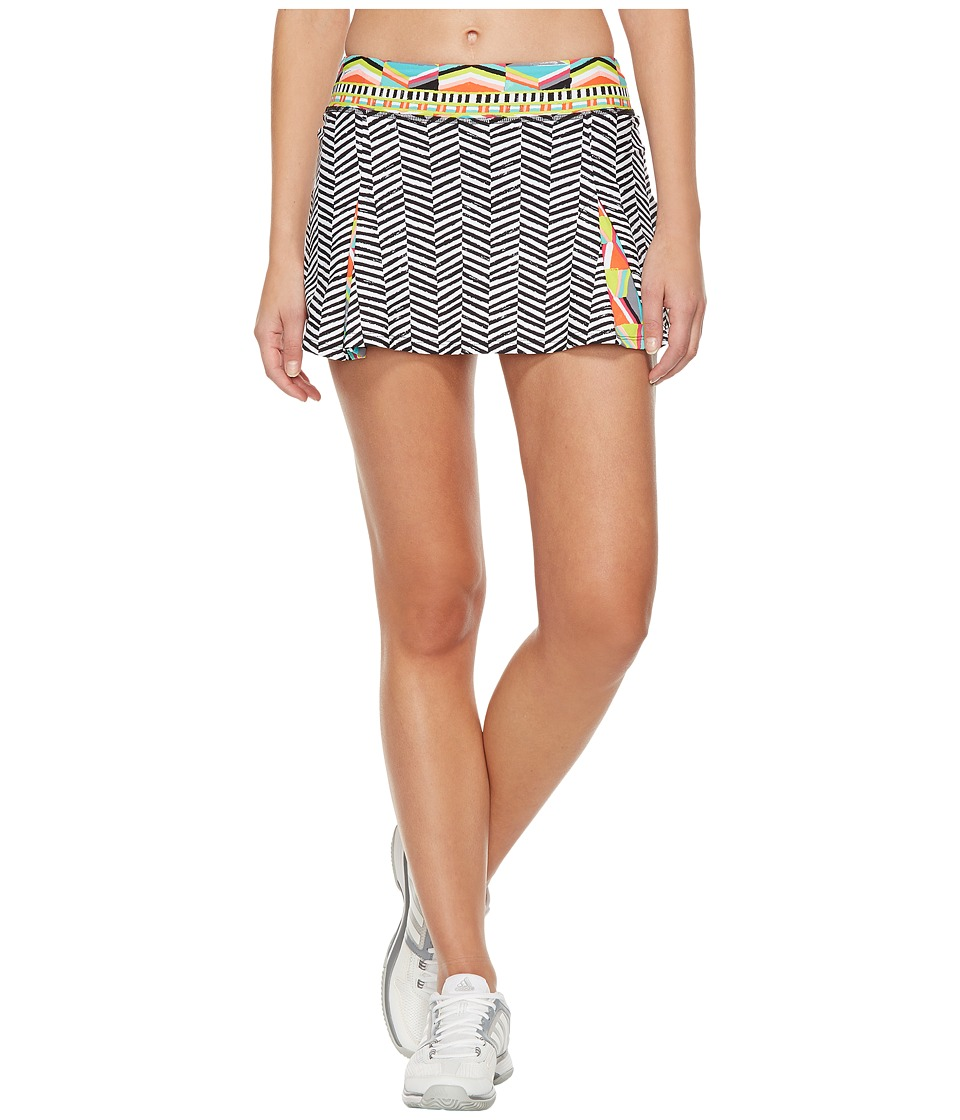 Trina Turk - Geo Engineer Skirt (Multi) Women's Skort