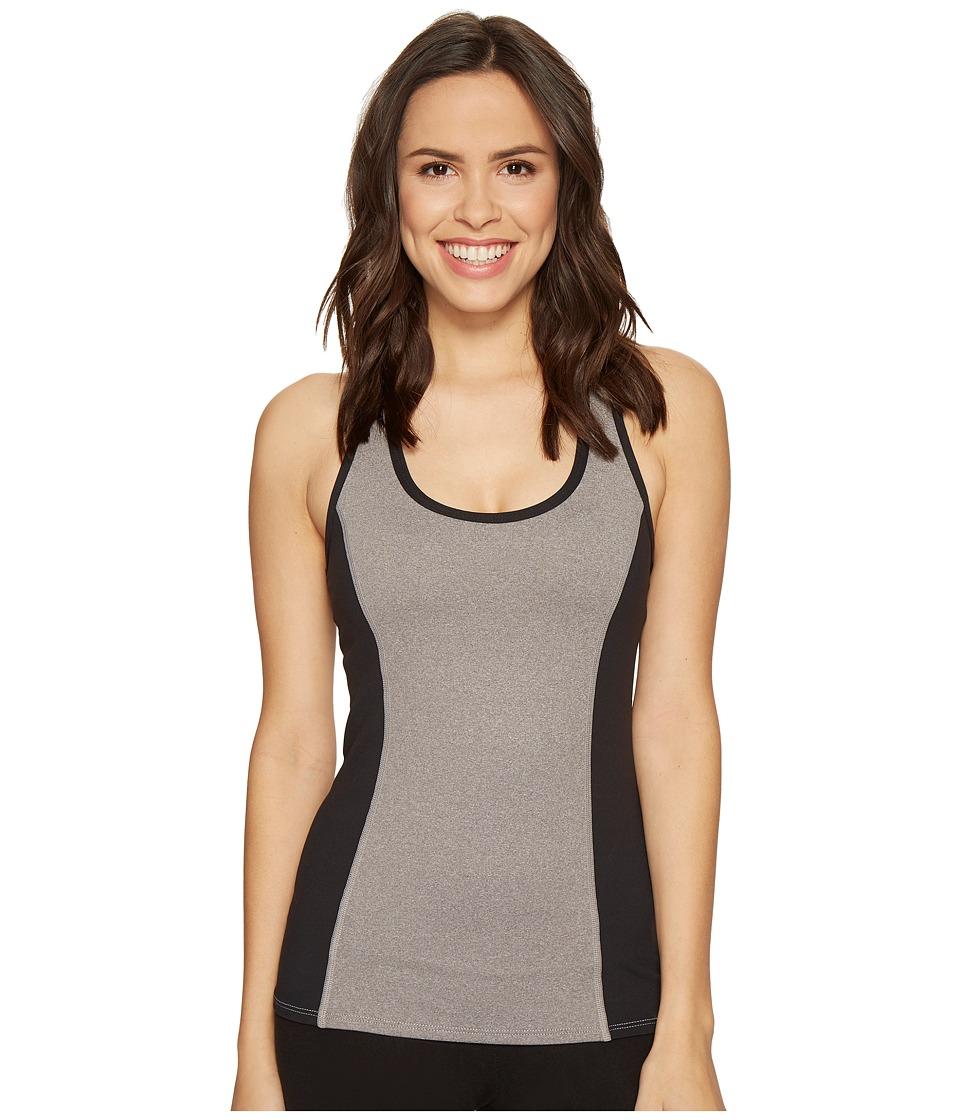 Trina Turk - Color Block Tank Top (Grey) Women's Sleeveless