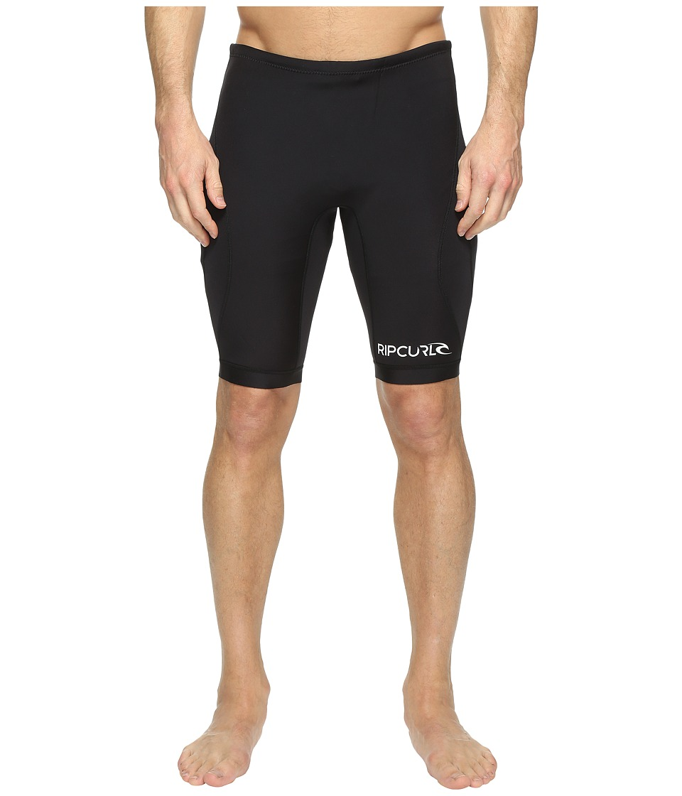 Rip Curl - D/Patrol 1mm Neo Shorts (Black) Men's Swimwear