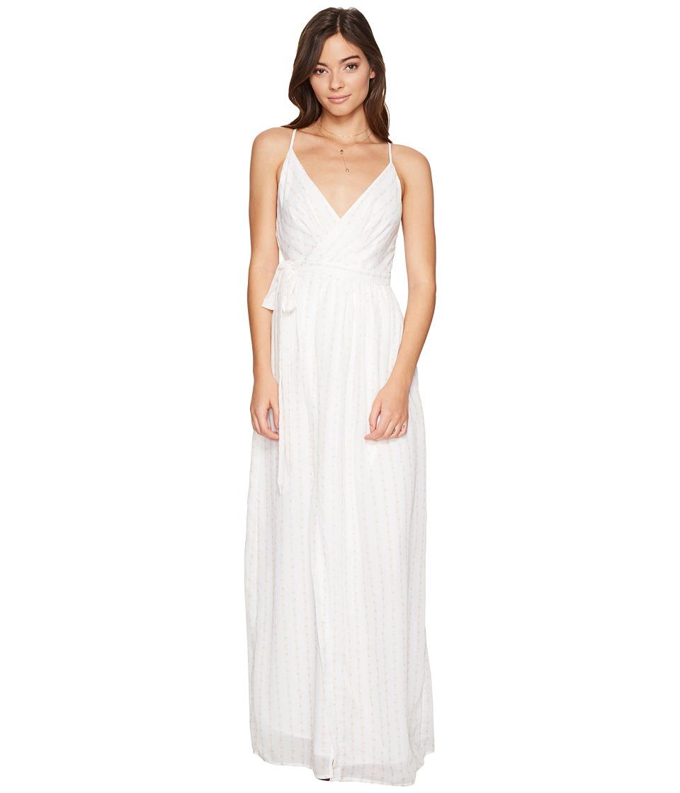 The Jetset Diaries - Sanja Maxi Dress (Floral Stripe) Women's Dress