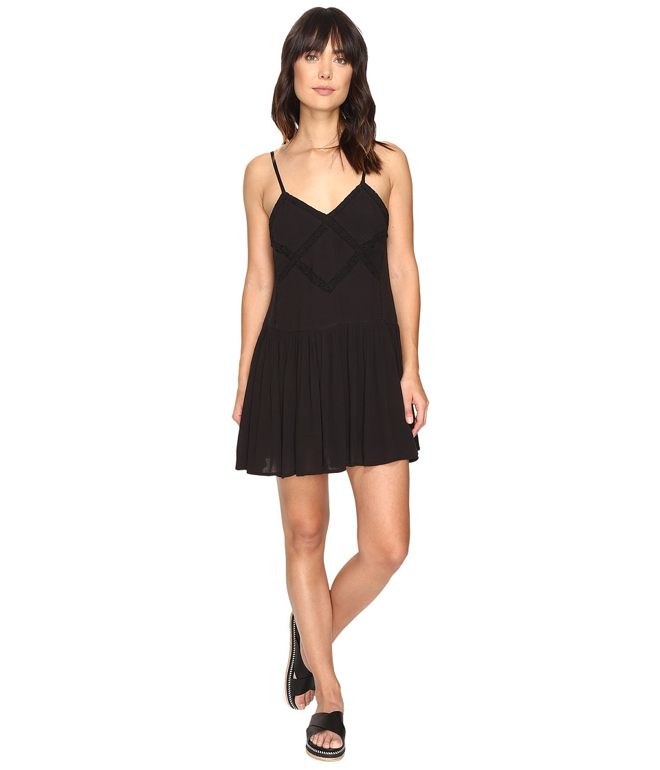 Amuse Society Odessa Dress (Black) Women