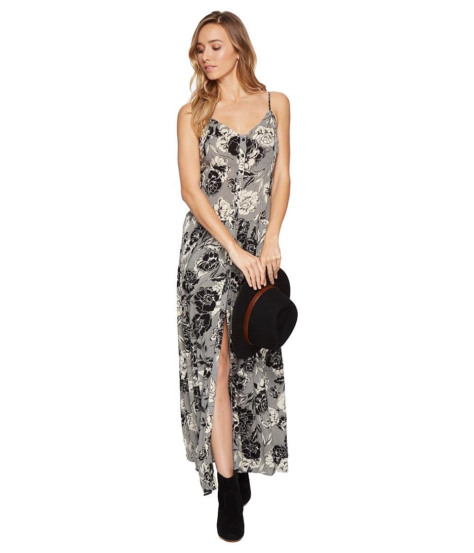 Amuse Society - Venetta Dress (Ash) Women's Dress