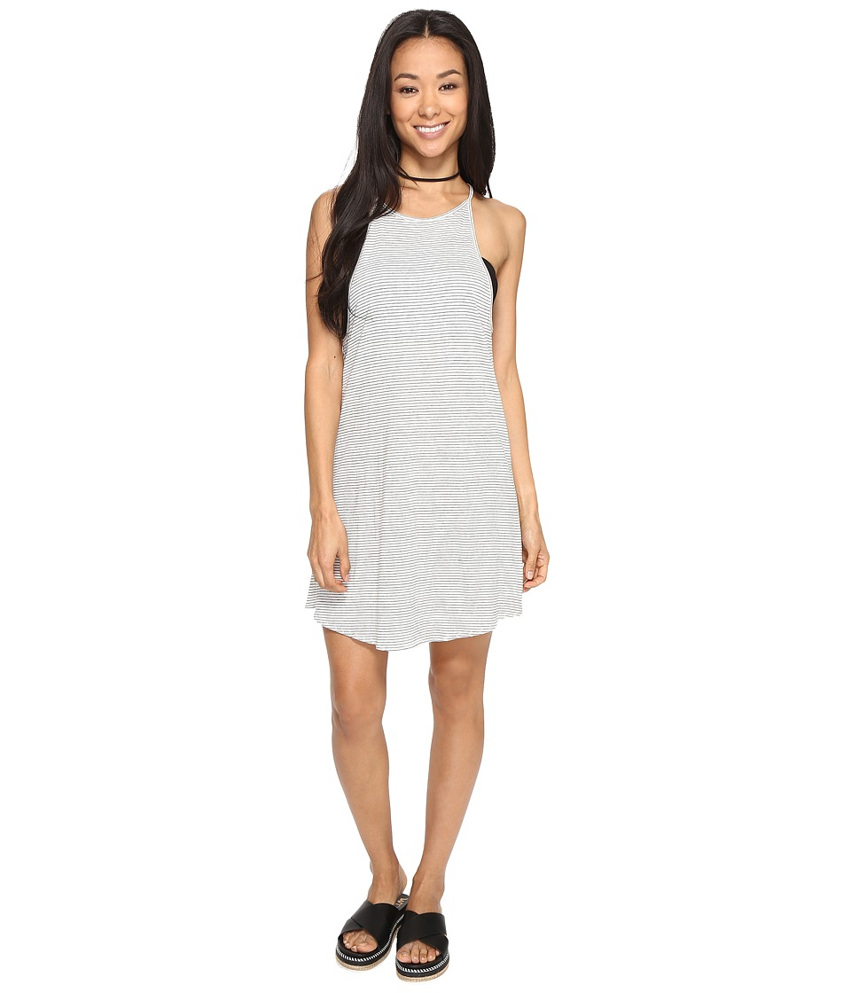 Amuse Society - Love Always Dress (Stripe) Women's Dress