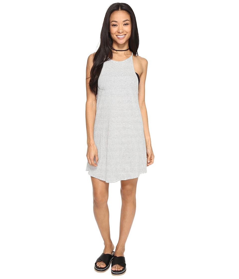 Amuse Society - Love Always Dress (Stripe) Women's Dress