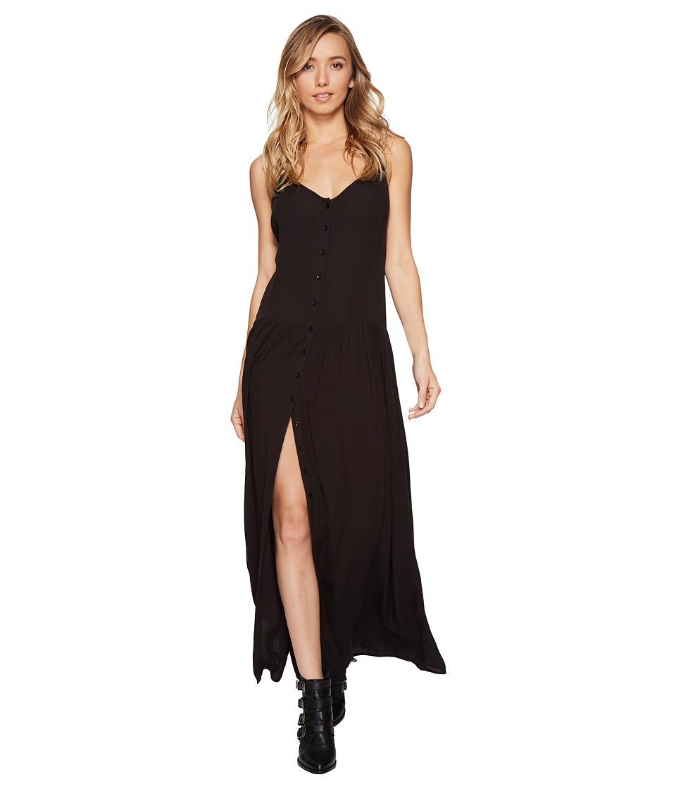Amuse Society - Venetta Dress (Black) Women's Dress