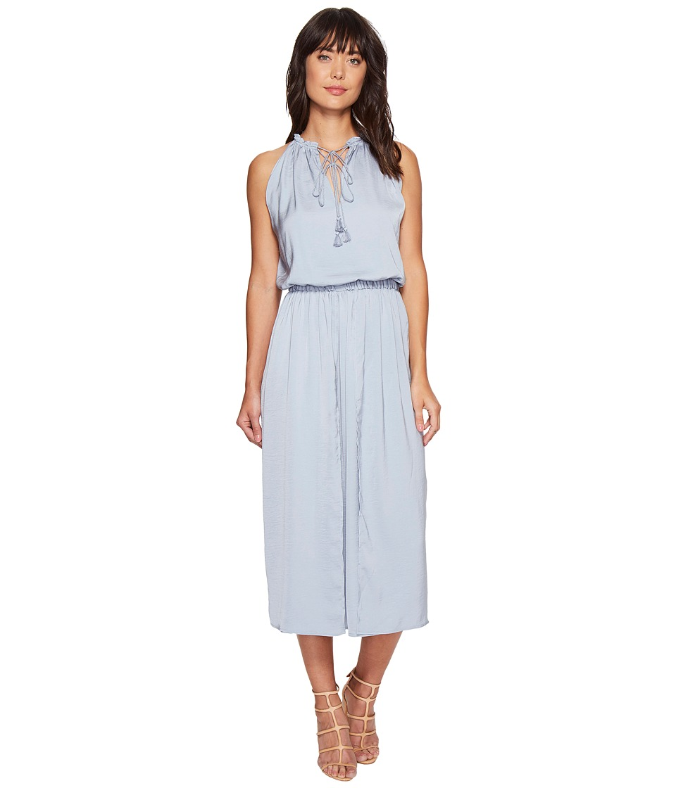 The Jetset Diaries - Omara Midi Dress (Powder Blue) Women's Dress