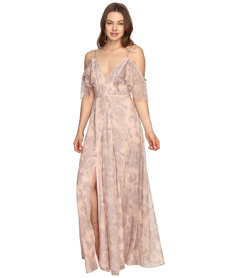 The Jetset Diaries - Sublime Illusion Maxi Dress (Isabella Floral) Women's Dress