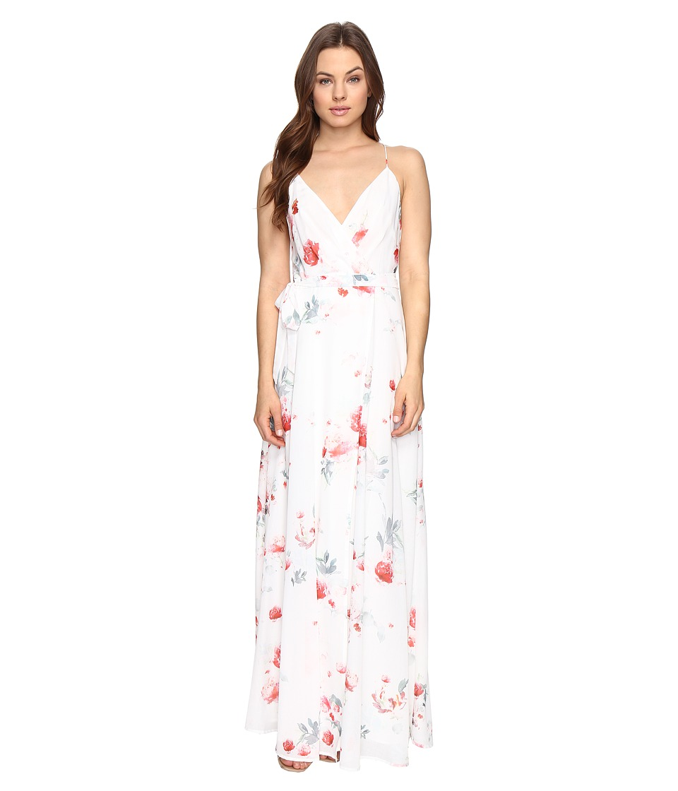 The Jetset Diaries - Isabella Maxi Dress (Isabella Floral) Women's Dress