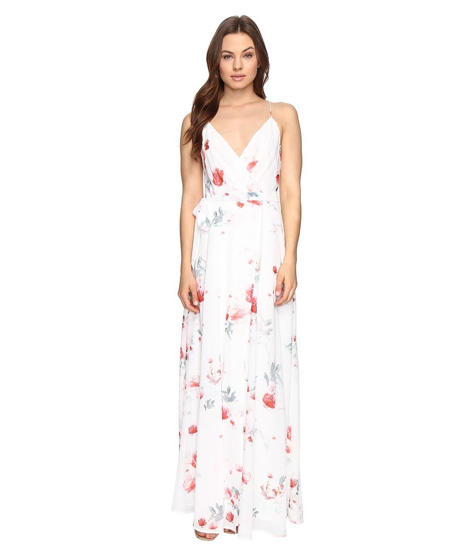 The Jetset Diaries - Isabella Maxi Dress (Isabella Floral) Women's Dress