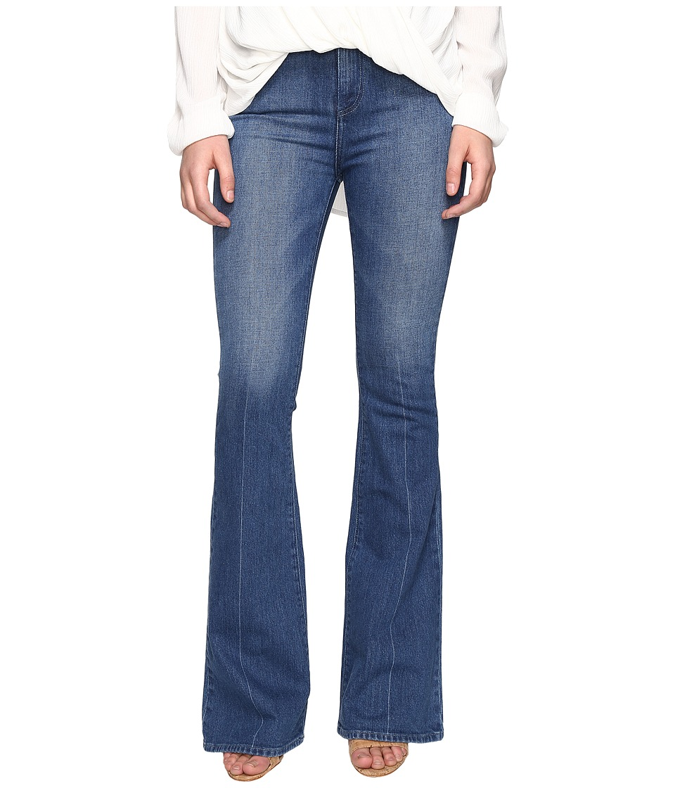 The Jetset Diaries - Tash High Waisted Denim (Vintage Blue) Women's Jeans