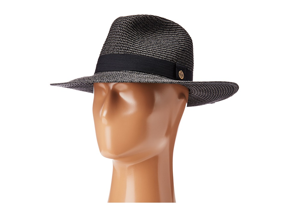 Rip Curl - Gypsy Panama Hat (Black) Traditional Hats
