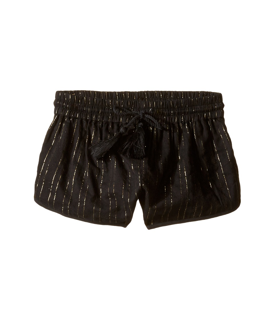 Bowie X James - My Tribe Shorts (Toddler/Little Kids/Big Kids) (Black) Girl's Shorts
