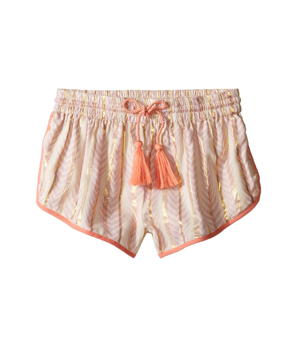 Bowie X James - My Tribe Shorts (Toddler/Little Kids/Big Kids) (Lavender) Girl's Shorts