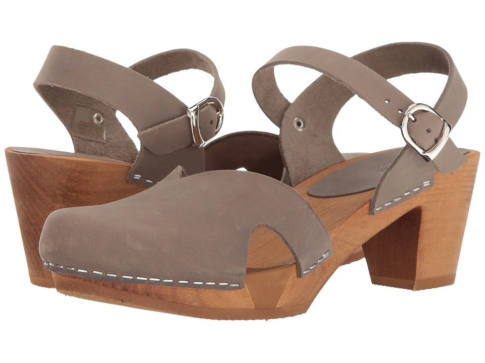 Sanita - Matrix Square Flex Sandal (Grey) Women's Sandals