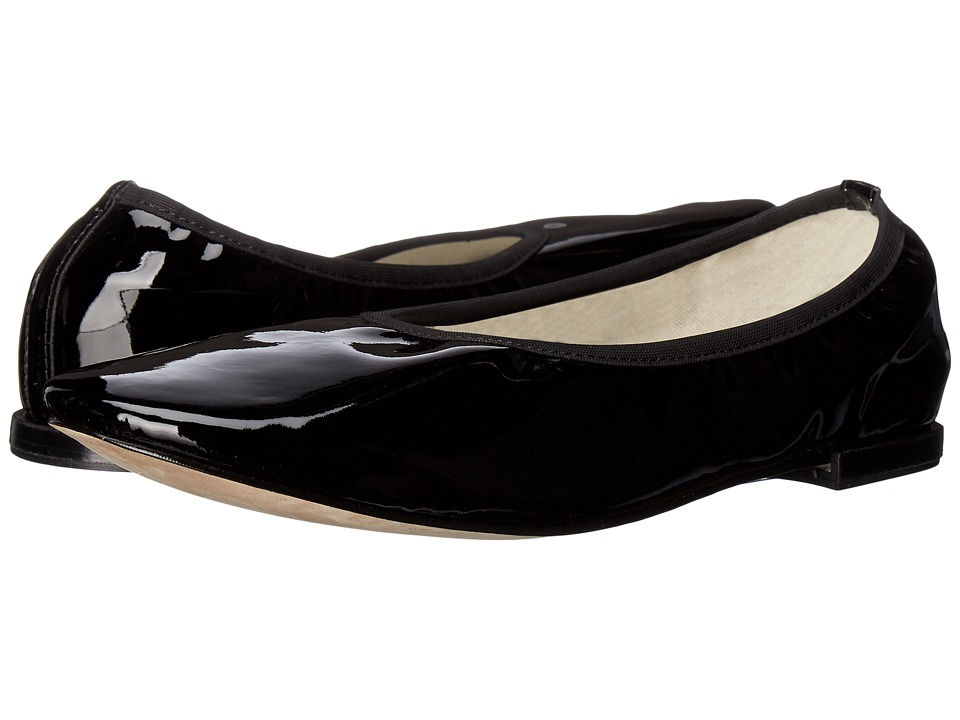 Repetto - Caruso (Noir) Women's Ballet Shoes