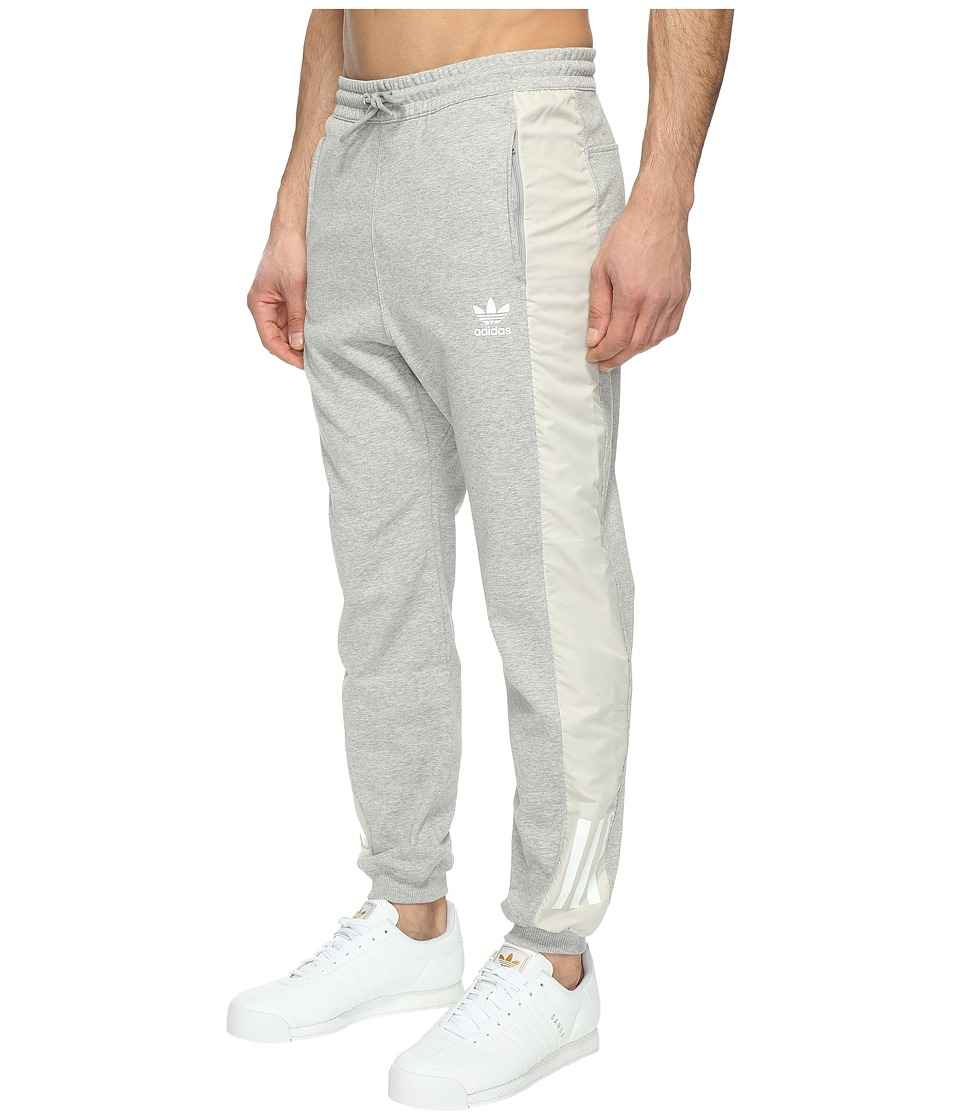 adidas Originals - Relax Jogger (Medium Grey Heather) Men's Casual Pants
