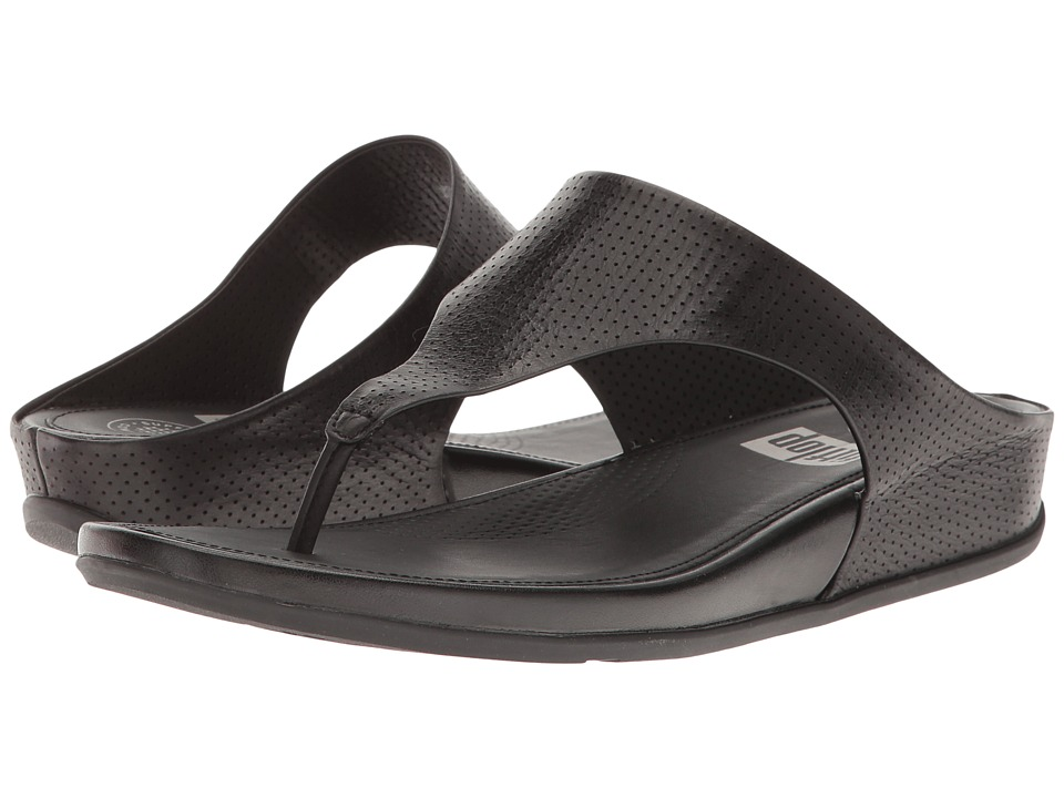 FitFlop Banda Perf (All Black) Women