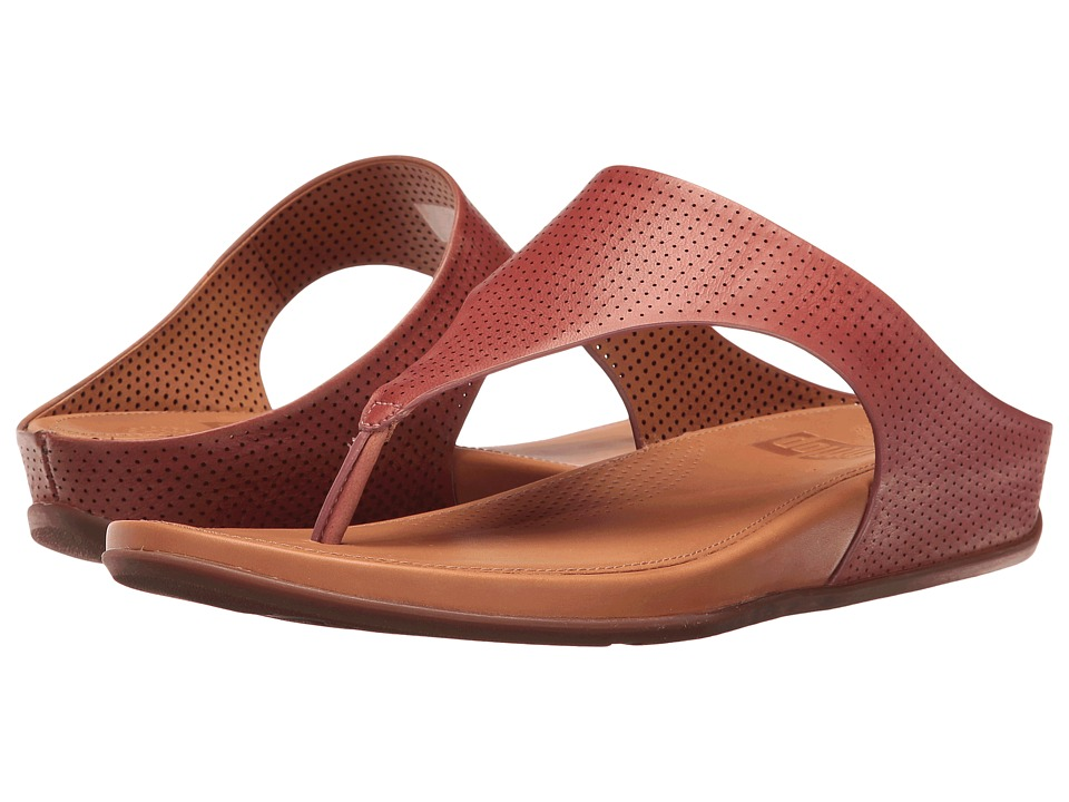 FitFlop Banda Perf (Rosy Sand) Women