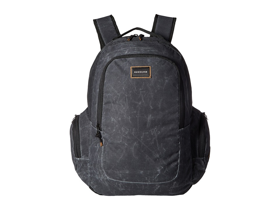 Quiksilver - Schoolie Backpack (Oldy Black) Backpack Bags