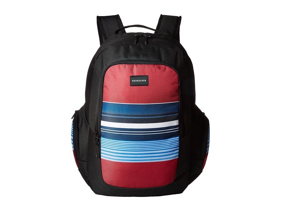 Quiksilver - Schoolie Backpack (Chili Pepper) Backpack Bags