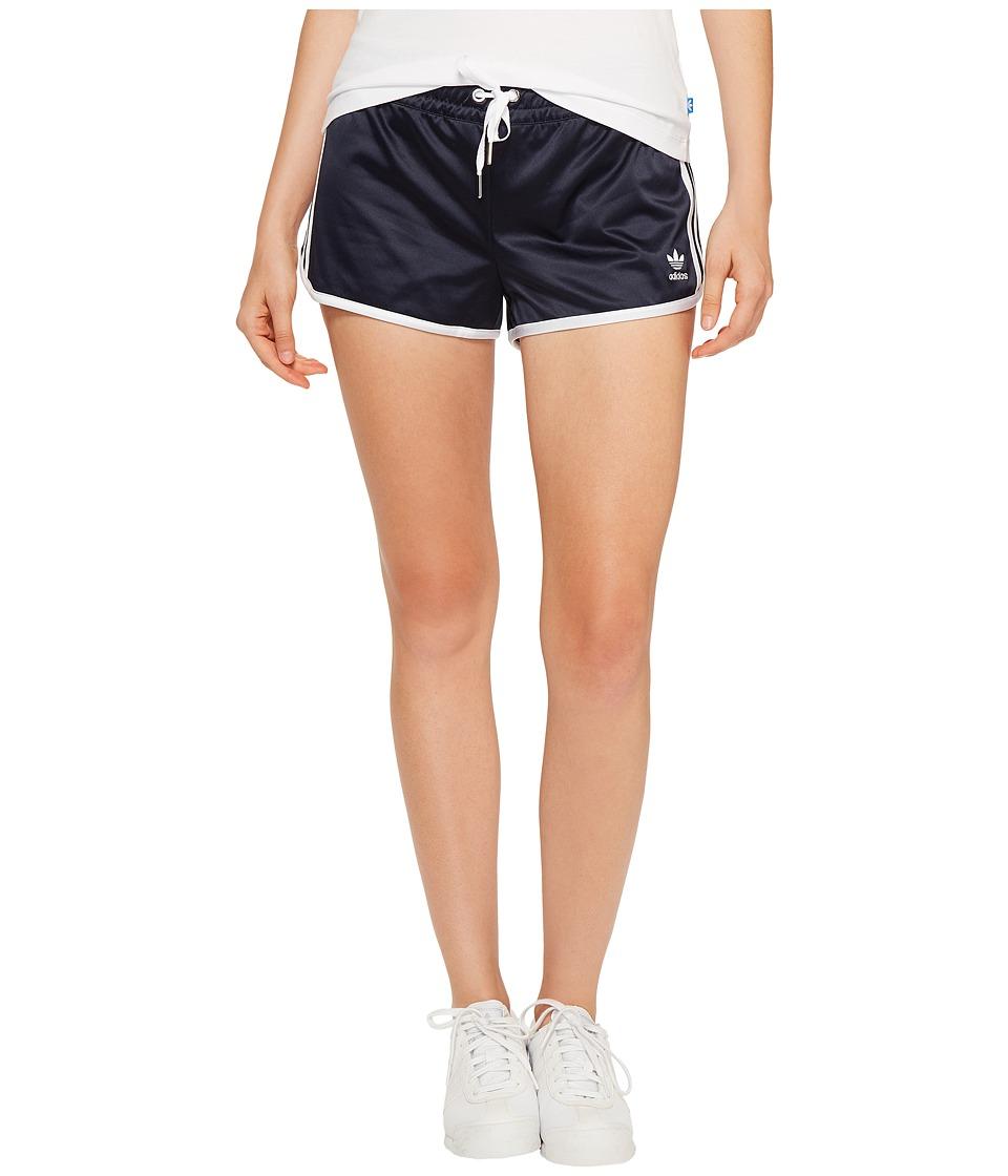 adidas Originals - Slim Shorts - London (Legend Ink) Women's Shorts