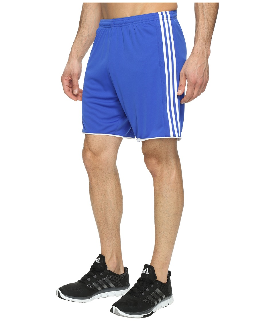 adidas - Tastigo 17 Shorts (Bold Blue/White) Men's Shorts